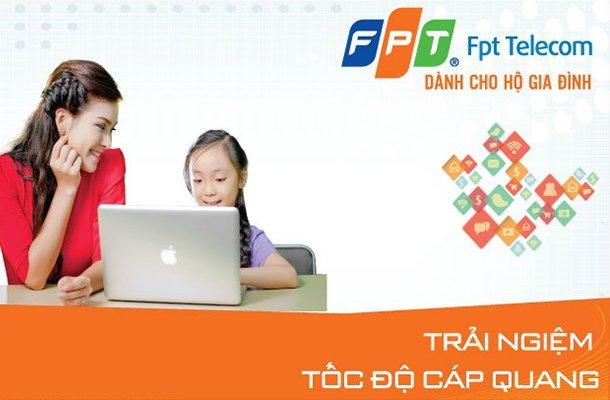 Lắp mạng FPT Tân Uyên
