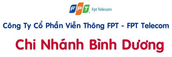 Dịch vụ FPT Phú Cường - Thủ Dầu Một -Bình Dương